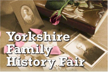 Yorkshire Family History Fair logo