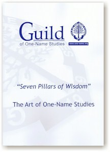 Seven Pillars book image